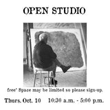Workshop | Open Studio Day