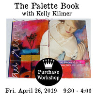 Workshop | The Palette Book with Kelly Kilmer