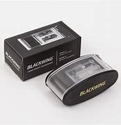 Blackwing -  Long Point Sharpener - Black