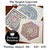 Workshop |  The Tangled Labyrinth with Jessica Davies