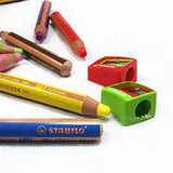 Stabilo - Woody 3 in 1 Jumbo Pencil Sharpener