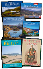 Scottish Calendar Collection