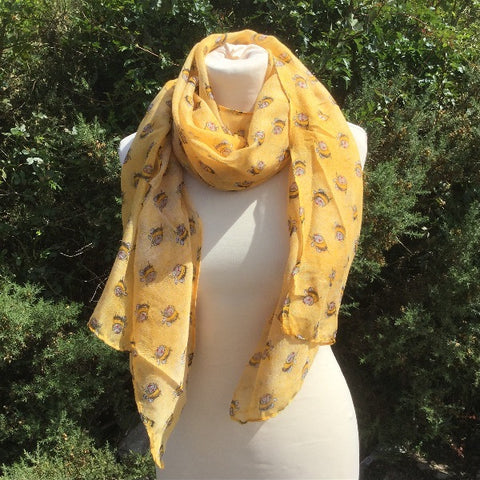 Alex Clark Bee Scarf