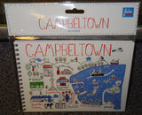 Campbeltown Landmarks Notebook