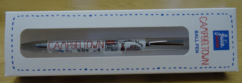 Campbeltown Landmarks Boxed Pen
