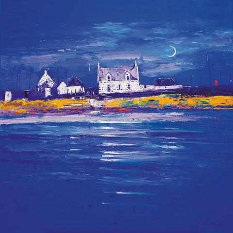 Jolomo Card - New Moon Isle of Tiree
