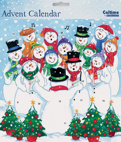 Advent Calendar - Snowmen