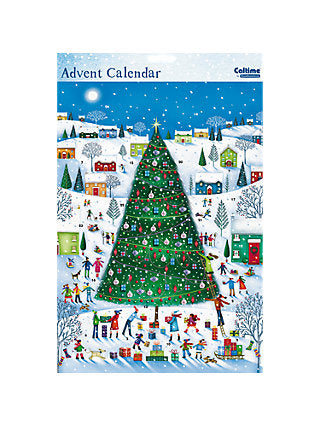 Advent Calendar - Christmas Tree