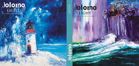 Jolomo Wallet - Light - 6 cards