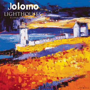 Jolomo Wallet - Lighthouses - 6 cards