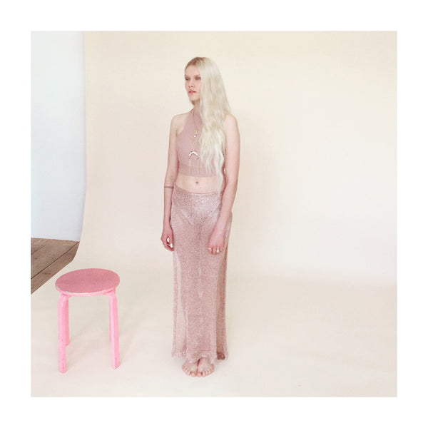 Maria Francesca Pepe Lookbook SS16 Backstage