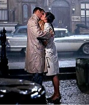 BREAKFAST AT TIFFANY'S KISS