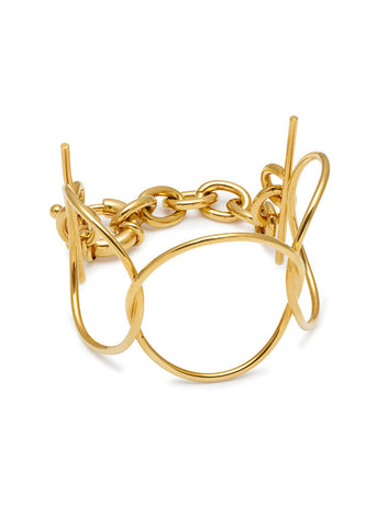 THE ORIGINS Rigid Hoops Bracelet