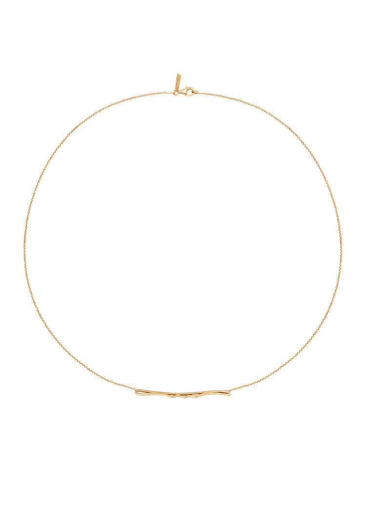 'LOLITA' BOBBY PIN NECKLACE