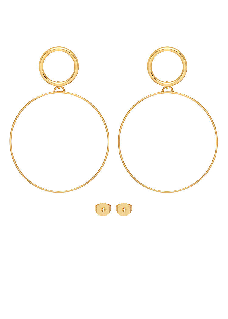 (H)OOPS MAXI EARRINGS