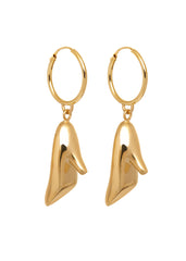 'BEVERLY HILLS DOLLS' SHOE CHARM HOOPS