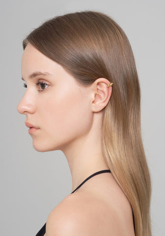 'SPIKES' EAR CUFF (THIN FIT)