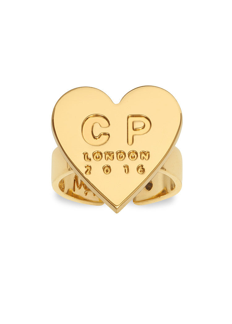 MFP X CAITLIN PRICE' HEART RING