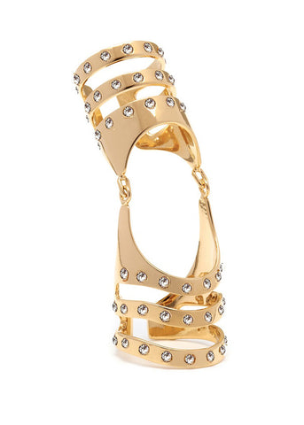 PORTIA ARTICULATED RING