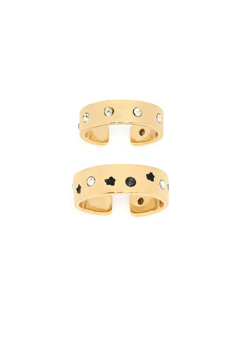 IN THE CITY MULTI STONE RING SET