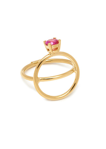'LOLITA' PRINCESS RING