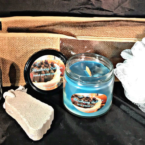 Take Me Away Gift Set-Gift Set-The Purple Wick-The Purple Wick