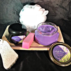 Pamper Me Pack-Gift Set-The Purple Wick-Angel Kisses-The Purple Wick