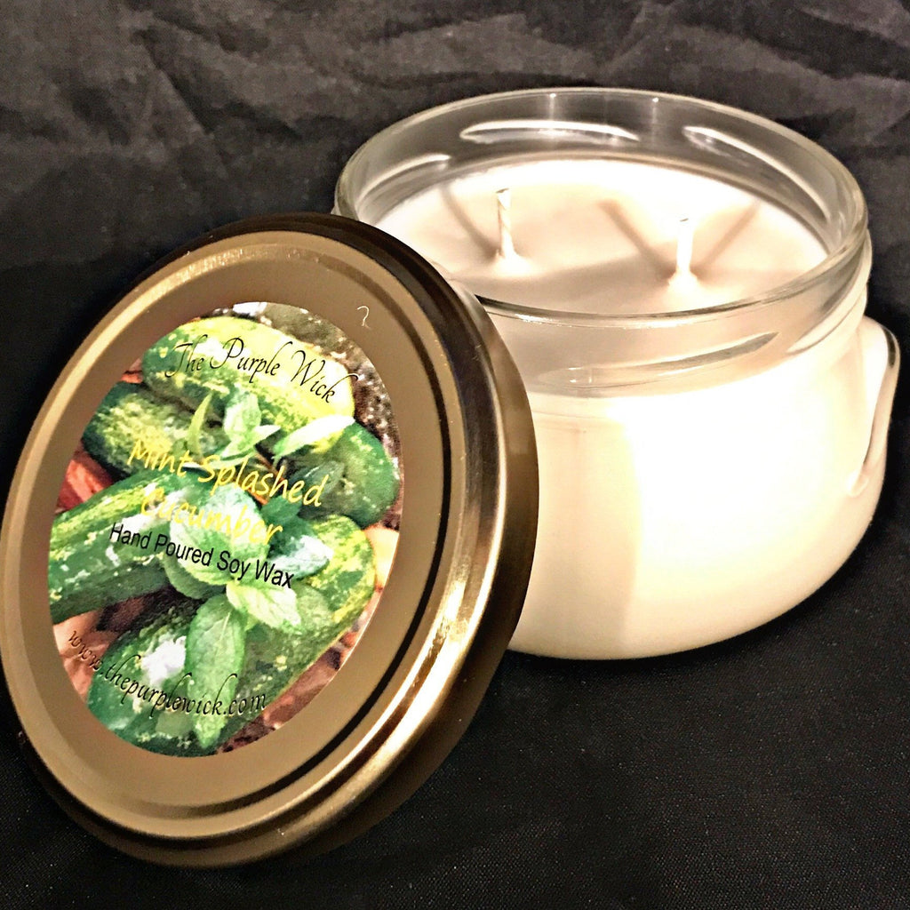 Tureen Double Wick Hand Poured Soy Candle
