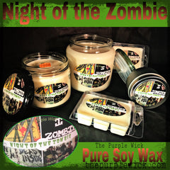 Walker Horde Collection - Night of the Zombie-Night of the Zombie-The Purple Wick-The Purple Wick
