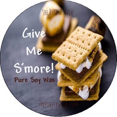 Give Me S'more!-The Purple Wick-The Purple Wick