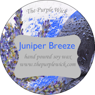 Juniper Breeze-The Purple Wick-The Purple Wick