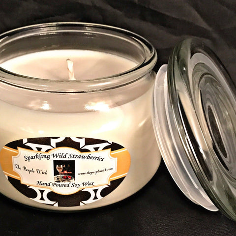 Medium Apothecary Hand Poured Soy Candle
