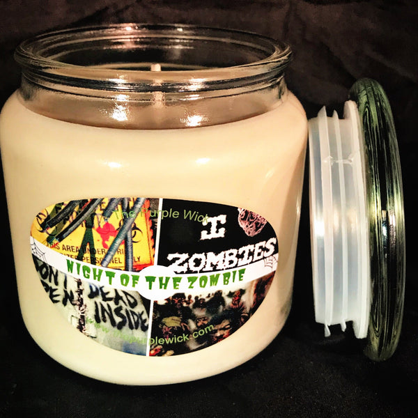 Apothecary Hand Poured Soy Wax