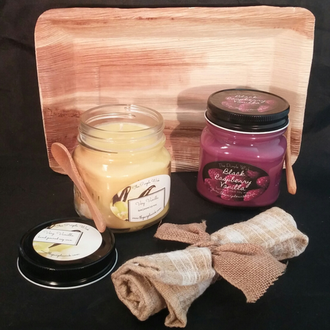 Vanilla Collection Gift Set-Gift Set-The Purple Wick-The Purple Wick