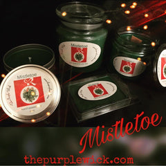 Mistletoe-The Purple Wick-The Purple Wick