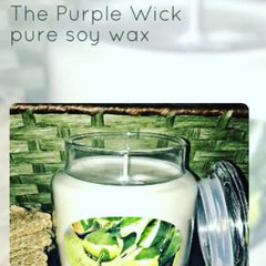 Pearfection-The Purple Wick-The Purple Wick
