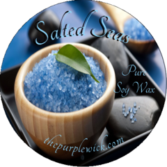 Salted Seas-The Purple Wick-The Purple Wick