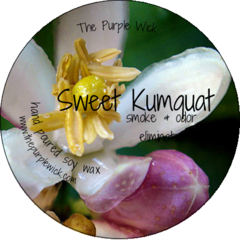 Sweet Kumquat-The Purple Wick-The Purple Wick