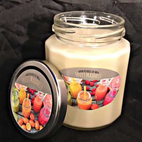 Dodecagon Hand Poured Soy Candle