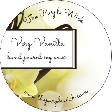 Very Vanilla-The Purple Wick-The Purple Wick