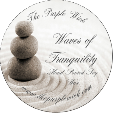 Waves of Tranquility-The Purple Wick-The Purple Wick
