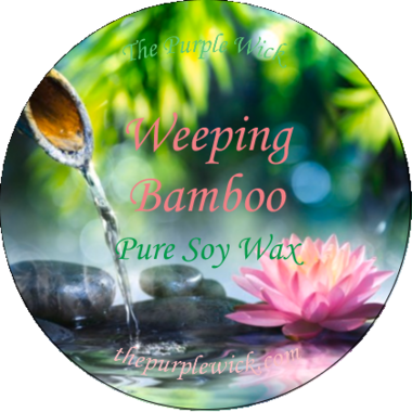 Weeping Bamboo-The Purple Wick-The Purple Wick