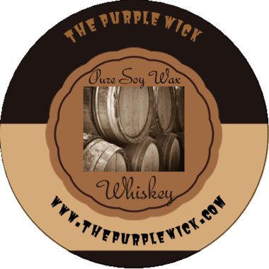 Whiskey-The Purple Wick-The Purple Wick