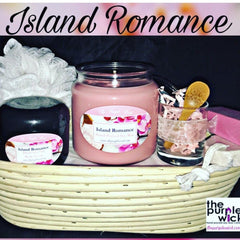 Island Romance-The Purple Wick-The Purple Wick
