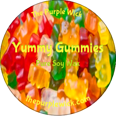 Yummy Gummies-The Purple Wick-The Purple Wick