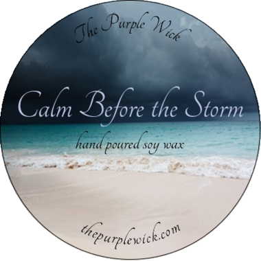 Calm Before the Storm-The Purple Wick-The Purple Wick