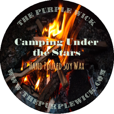 Camping Under the Stars-The Purple Wick-The Purple Wick