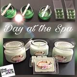 Day at the Spa-The Purple Wick-The Purple Wick