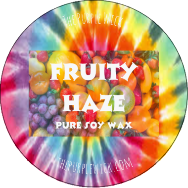 Fruity Haze-The Purple Wick-The Purple Wick