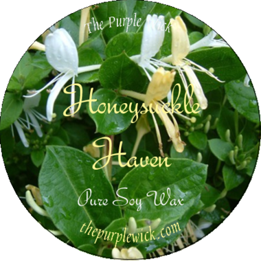 Honeysuckle Haven-The Purple Wick-The Purple Wick